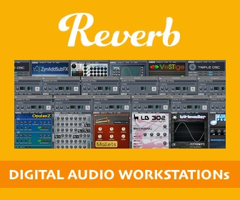 Digital Audio Workstation Reverb.com