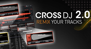 DJ Software CrossDJ 2.0