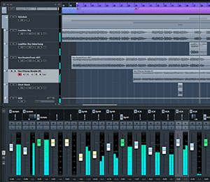 Steinberg Cubase Screenshot