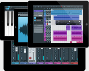 Steinberg Cubasis Multitrack Recording App