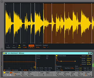 DAW Software Ableton Live 9.5