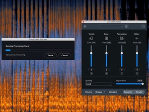 iZotope RX8 Screenshot
