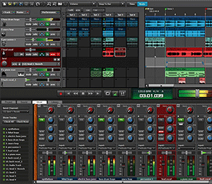 Mixcraft Pro Studio 7 - Windows-DAW