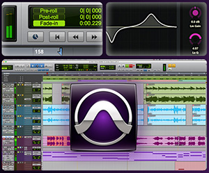 Avid Pro Tools 12 Screenshot