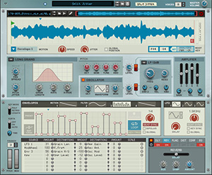 Propellerhead Reason Screenshot
