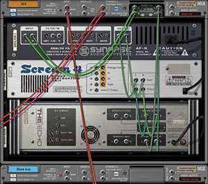 Propellerhead Reason Screenshot back