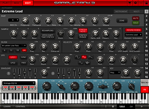 Screenshot SampleTank 3 Free