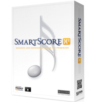 Notation Software SmartScore X2