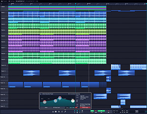 Tracktion T7 Screenshot