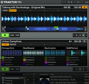 Native Instruments Traktor Screenshot