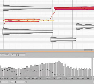 Celemony Melodyne Screenshot