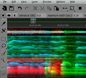 Magix SpectraLayers Screenshot