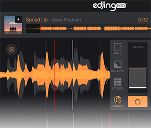 edjing Pro DJ Software Screenshot