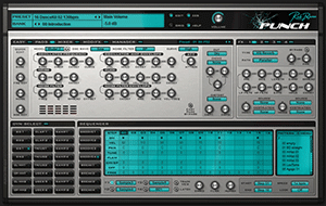 Rob Papen Punch Screenshot
