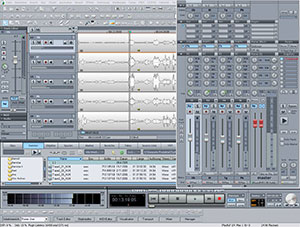 Screenshot Magix Sequoia