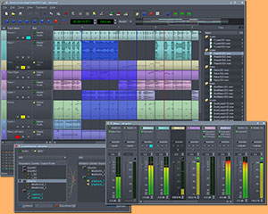 Screenshot Qtraktor