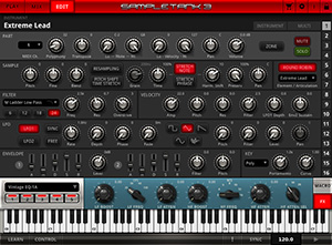 Screenshot SampleTank