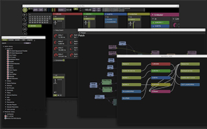 Screenshot Sensomusic Usine