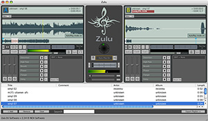 Screenshot Zulu DJ
