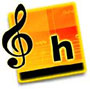 Logo: Harmony Assistant - Notation Software mit eingebautem Synthesizer
