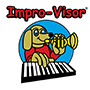 Logo: Impro-Visor -  Freeware, Leadsheats für Jazz-Improvisation