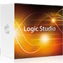 Logo: Apple Logic Studio - Audio MIDI Workstation für Mac