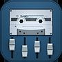 Logo: n-Track Studio - Preiswerter Audio MIDI Sequenzer