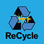 Logo: ReCycle - Drum Loop Software und Sample Slicer